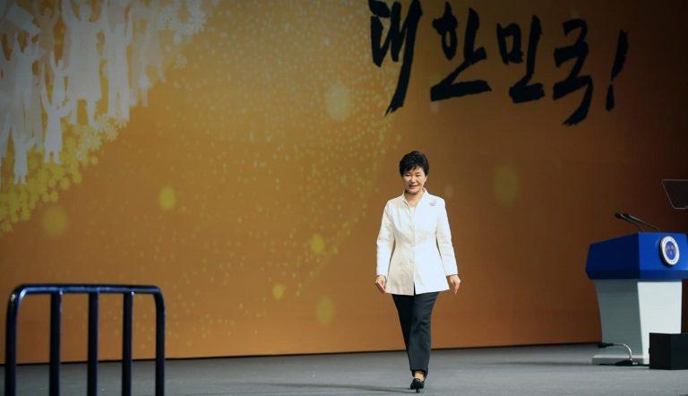 Park Geun-hye 2015