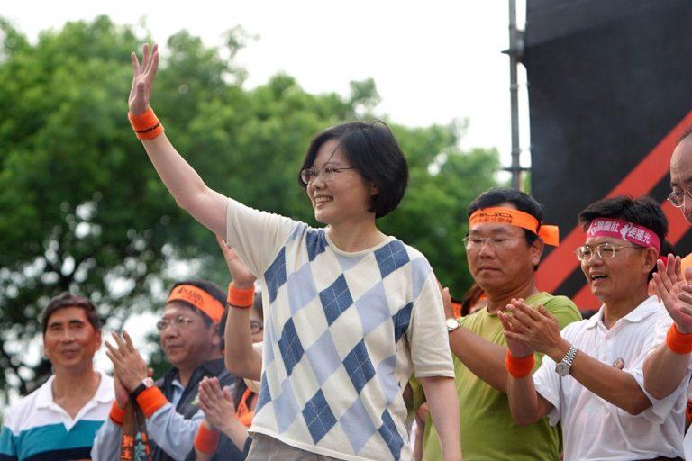 Tsai Ing-wen, 2008