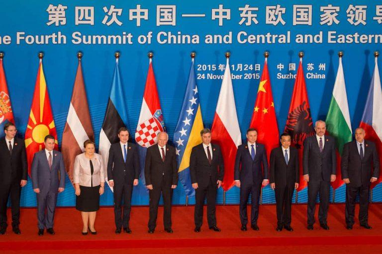 China-CEE Summit 2015